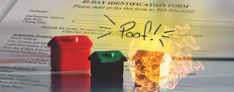 1031 Identification Issues in a Hot Real Estate Market